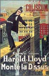 Affiche de Safety Last (1923)