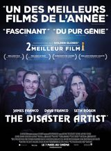 Affiche de The Disaster Artist (2018)