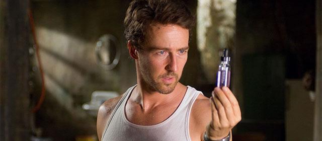 Edward Norton dans L'Incroyable Hulk (2008)