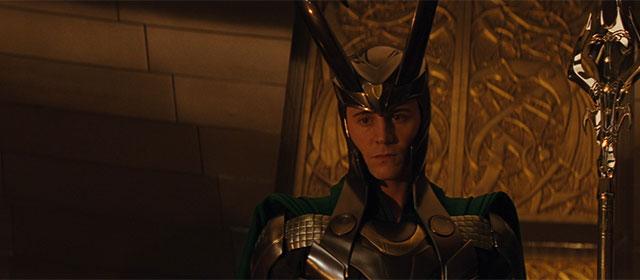 Tom Hiddleston dans Thor (2011)
