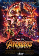 Affiche d'Avengers : Infinity War (2018)