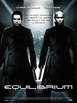 Affiche d'Equilibrium (2002)