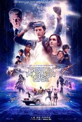 Affiche de Ready Player One (2018)
