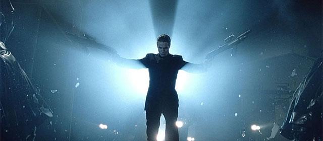 Christian Bale dans Equilibrium (2002)