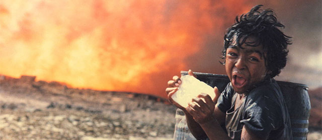 Madjid Niroumand dans Le Coureur (1985)