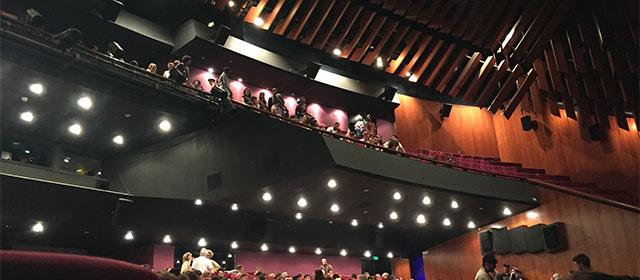 Dans la Salle Debussy !