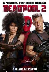 Affiche de Deadpool 2 (2018)