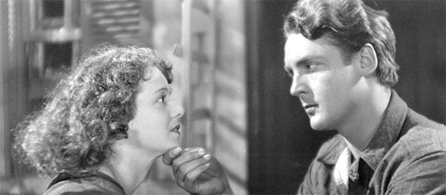 Charles Farrell et Janet Gaynor dans Lucky Star (1929)