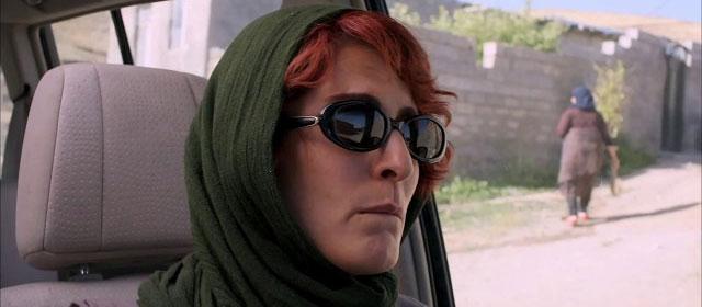 Behnaz Jafari dans Trois Visages (2018)