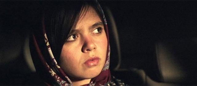 Marziyeh Rezaei dans Trois Visages (2018)
