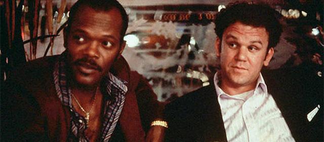 Samuel L. Jackson et John C. Reilly dans Double Mise (1997)