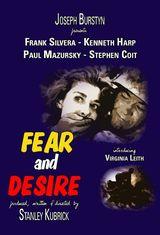 Affiche de Fear and Desire (1953)