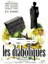 Affiche des Diaboliques (1955)