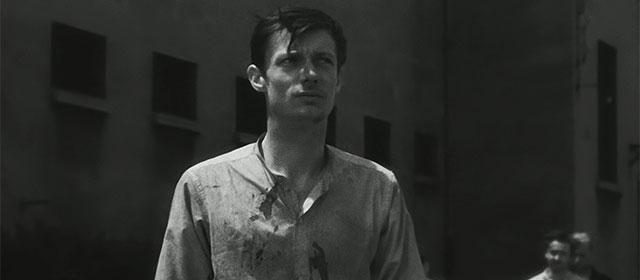 François Leterrier dans Un condamné à mort s'est échappé (1956)