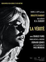 Affiche de La Vérité (1960)