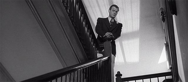 Joseph Cotten dans L'Ombre d'un doute (1943)
