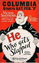 Affiche de Larmes de clown (1924)