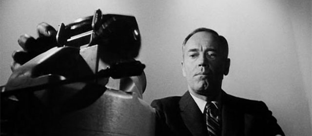 Henry Fonda dans Point Limite (1964)