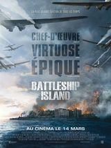 Affiche de Battleship Island (2018)