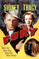 Affiche de Furie (1936)