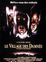 Affiche du Village des Damnés (1995)