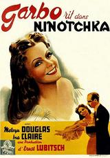 Affiche de Ninotchka (1939)