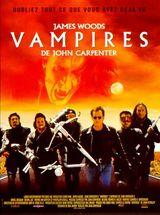 Affiche de Vampires (1998)
