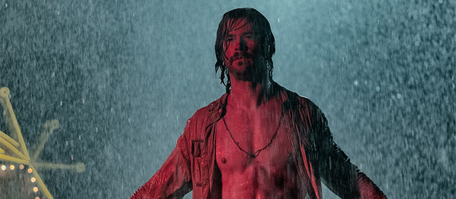Chris Hemsworth dans Sale temps à l'hôtel El Royale (2018)