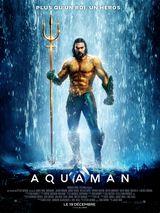 Affiche d'Aquaman (2018)