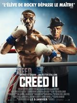 Affiche de Creed II (2019)
