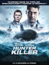 Affiche de Hunter Killer (2018)