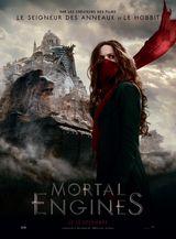 Affiche de Mortal Engines (2018)
