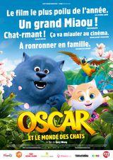 Affiche d'Oscar et le Monde des Chats (2018)