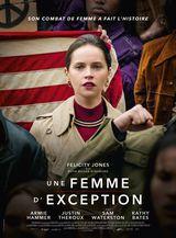 Affiche d'Une femme d'exception (2019)