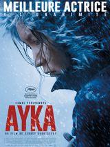 Affiche d'Ayka (2019)