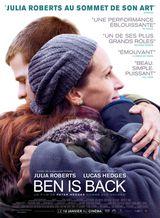 Affiche de Ben is back (2019)