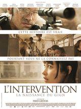 Affiche de L'Intervention (2019)
