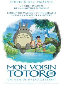 Affiche de Mon voisin Totoro (1988)