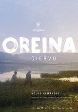 Affiche d'Oreina. Le cerf (2019)