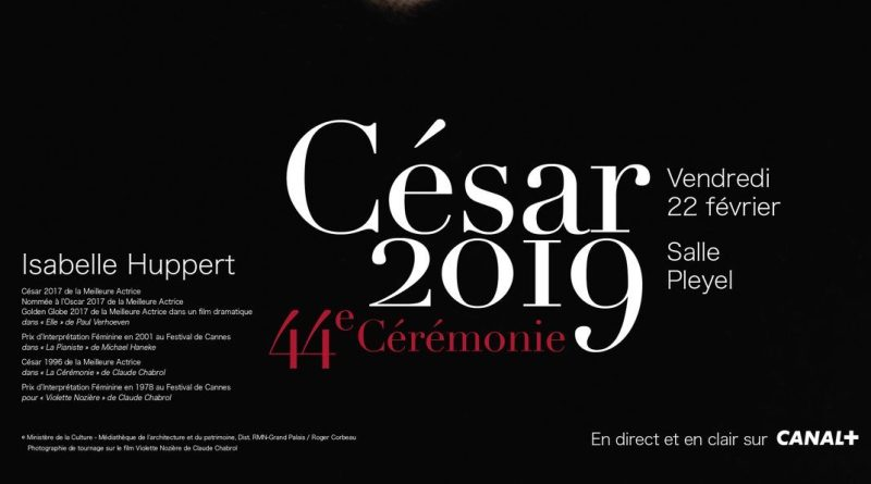 César 2019 : Les nominations
