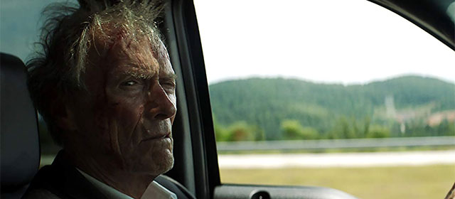 Clint Eastwood dans La Mule (2019)