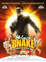 Affiche de Black Snake ,la légende du serpent noir (2019)