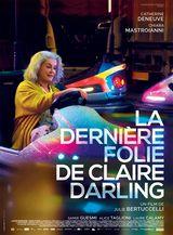 Affiche de La Dernière Folie de Claire Darling (2019)