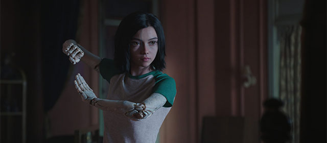 Alita : Battle Angel (2019)