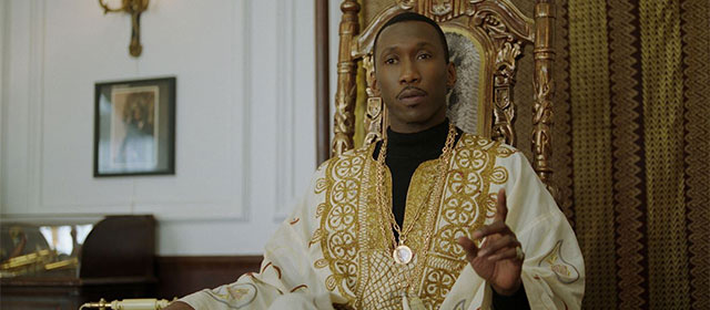 Mahershala Ali dans Green Book (2019)