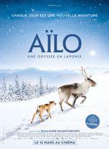 Affiche d'Aïlo : Une odyssée en Laponie (2019)