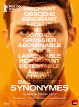 Affiche de Synonymes (2019)