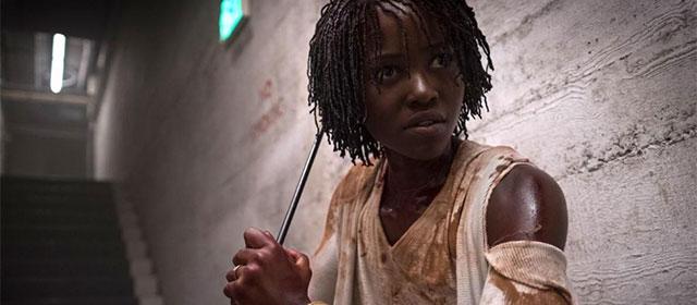 Lupita Nyong'o dans Us (2019)