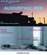 Affiche d'Aujourd'hui, rien (2019)