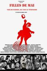 Affiche de Filles de mai - voix de femmes, de 1968 au féminisme (2019)